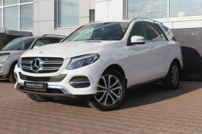Mercedes-Benz GLE-Класс