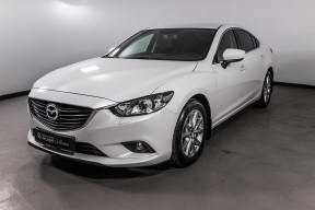 Mazda 6 2.0 SKYACTIV-G AT (150 л. с.) Supreme