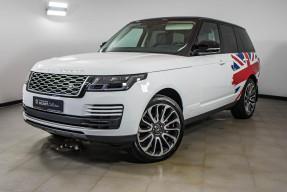 Land Rover Range Rover 3.0d AT (248л.с.) 4WD Vogue