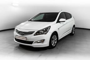 Hyundai Solaris Хетчбек 1.6 AT (123 л. с.)