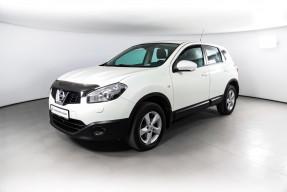 Nissan Qashqai 2.0 CVT (141 л. с.)