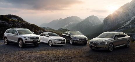 Автомобили ŠKODA по программе кредитования SIMPLY CLEVER