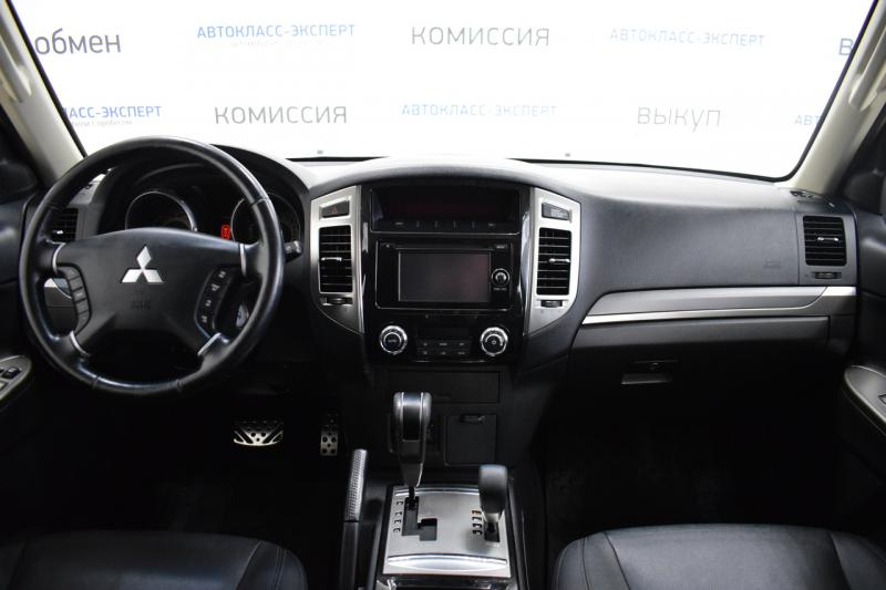 Mitsubishi Pajero 3.0 AT 4WD (178 л. с.) Ultimate