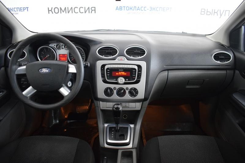 Ford Focus 1.6 AT (101 л. с.)