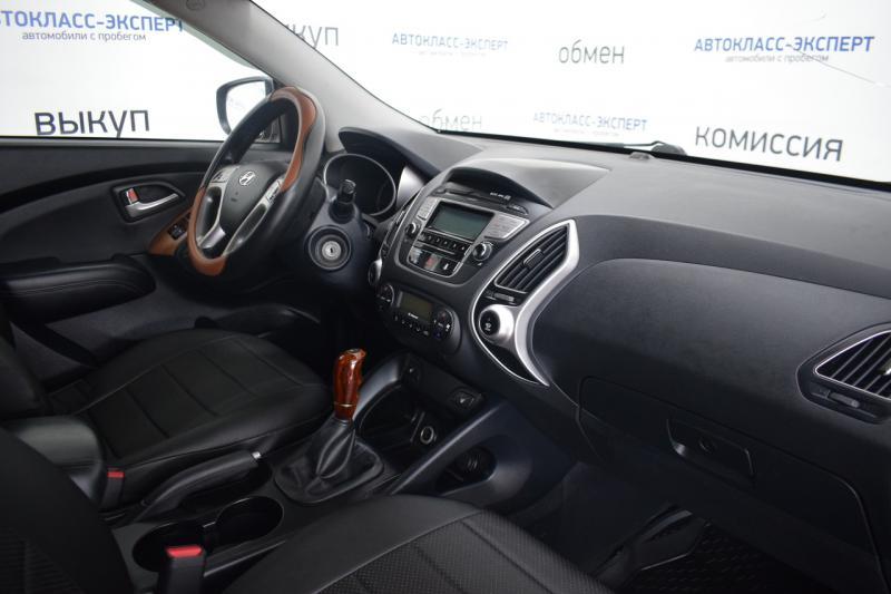 Hyundai ix35 2.0 MT 2WD (150 л. с.)