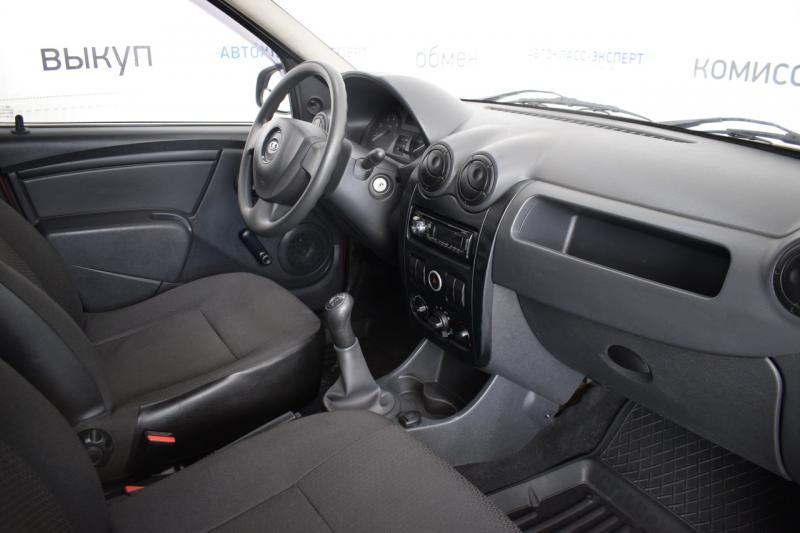 LADA Largus фургон 1.6 MT 8 кл (87 л. с.) Standard
