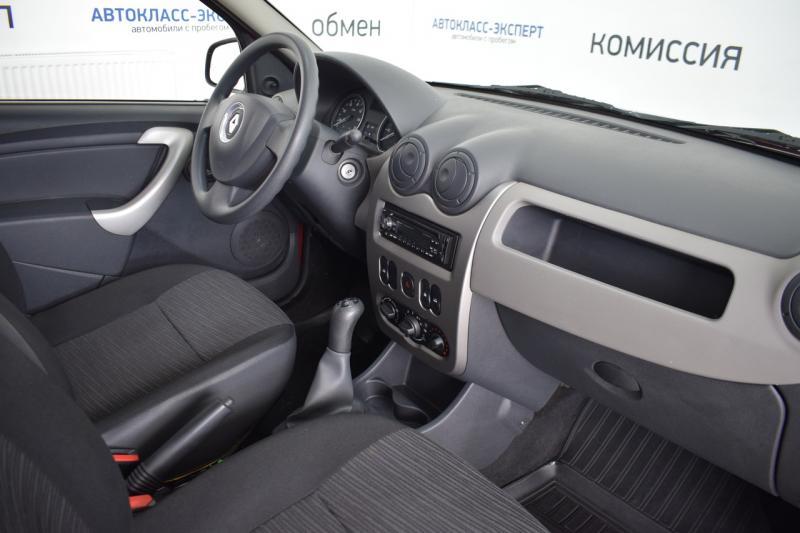 Renault Sandero 1.6 MT (82 л. с.)