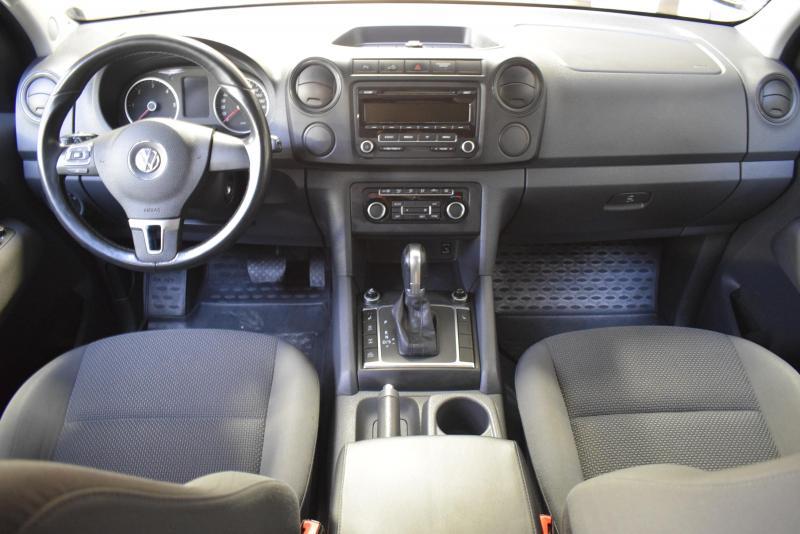 Volkswagen Amarok 2.0 BiTDI DSG 4Motion (180 л. с.)