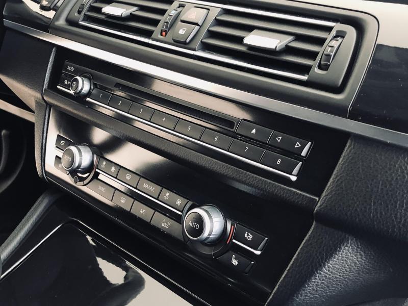 BMW 5 серия 520i Steptronic (184 л. с.)