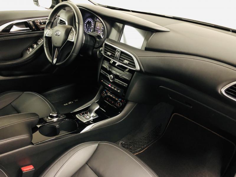 Infiniti QX30 2.0 DCT AWD (211 л. с.)