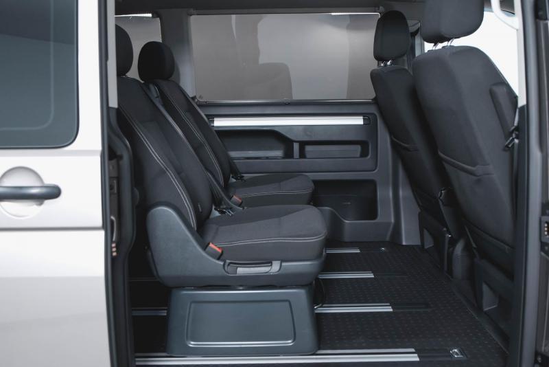Volkswagen Multivan 2.0 TDI MT (140 л. с.) Trendline