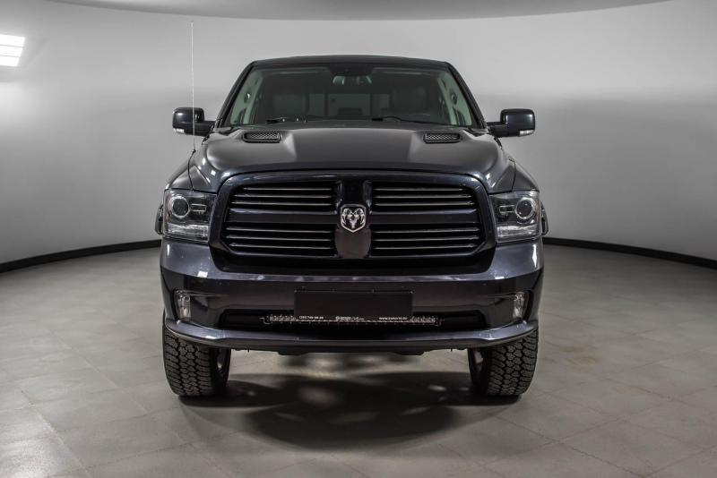 Dodge RAM 5.7 AT (396 л.с.) 4WD
