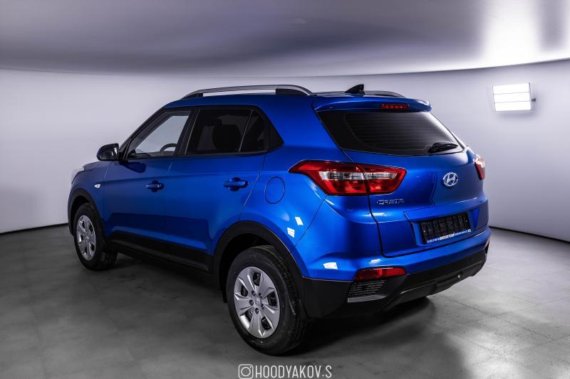 Hyundai Новая Creta 1.6 MT 2WD (123 л. с.) Active + Winter