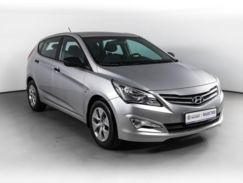 Hyundai Solaris Хетчбек 1.6 MT (123 л. с.)