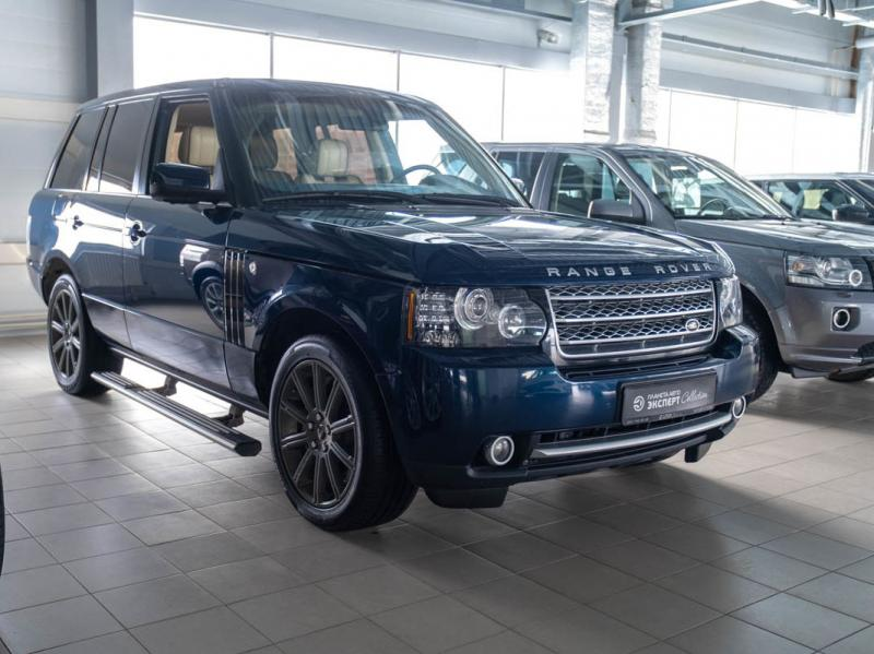 Land Rover Range Rover 5.0 V8 Supercharged AT AWD (510 л. с.)