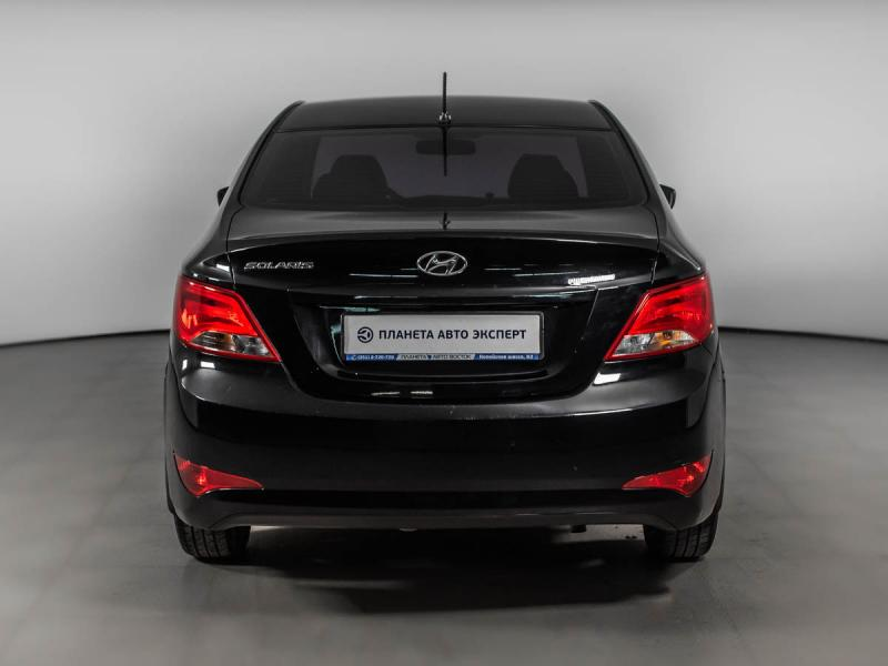 Hyundai Solaris 1.4 AT (107 л. с.)