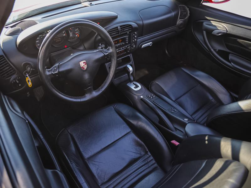 Porsche Boxster 2.7 AT (228л.с.)