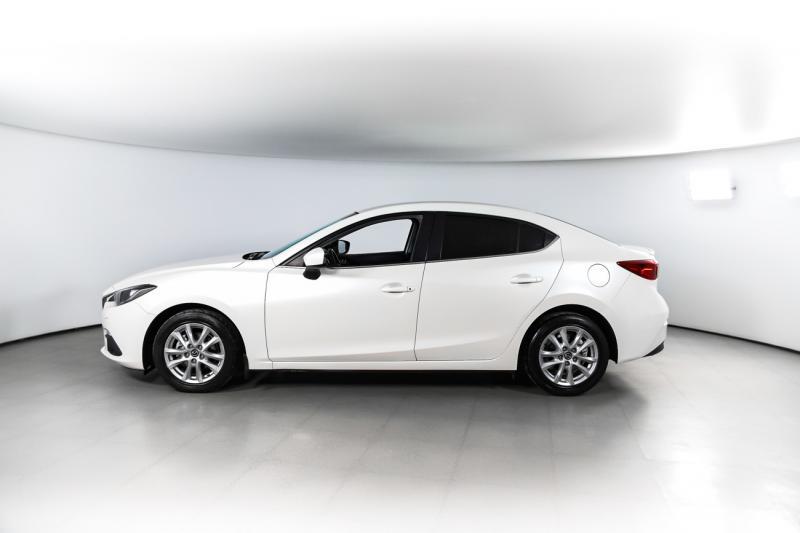 Mazda 3 1.6 AT (105 л. с.)