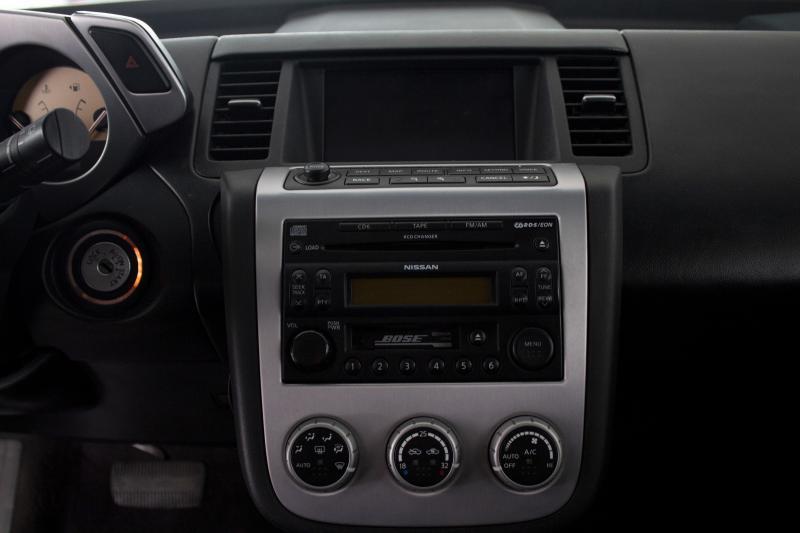 Nissan Murano 3.5 CVT (234л.с.) 4WD