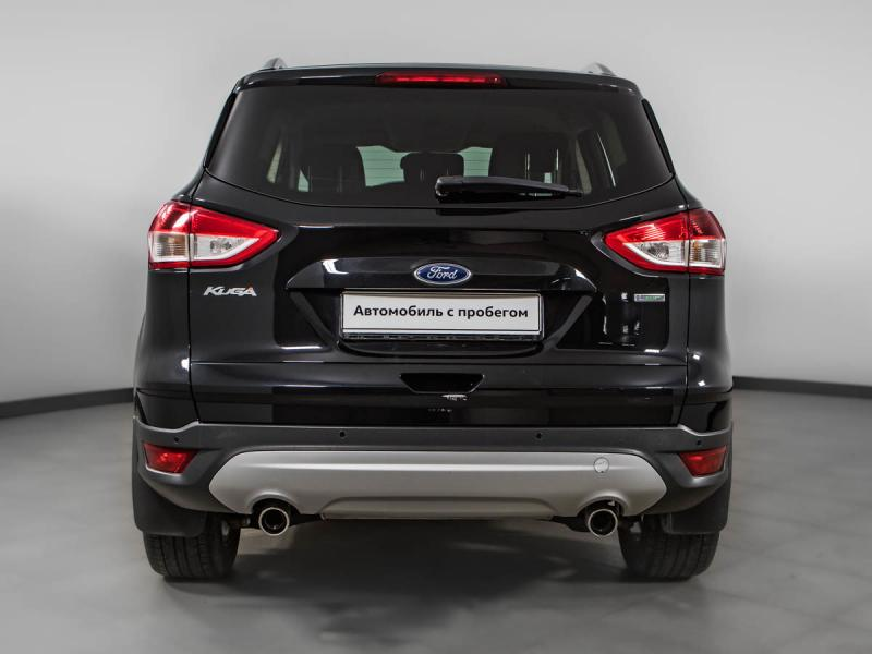 Ford Kuga 1.5 EcoBoost AT AWD (150 л. с.)