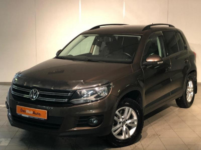 Volkswagen Tiguan 1.4 TSI 4Motion MT (150 л. с.) Avenue