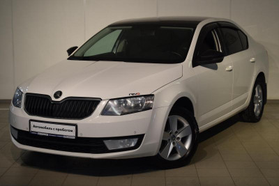 ŠKODA Octavia 1.4 AT (140 л.с.)