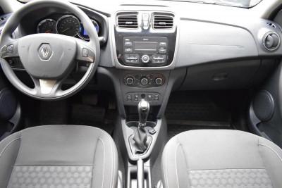Renault Новый Logan 1.6 MT (113 л.с.)