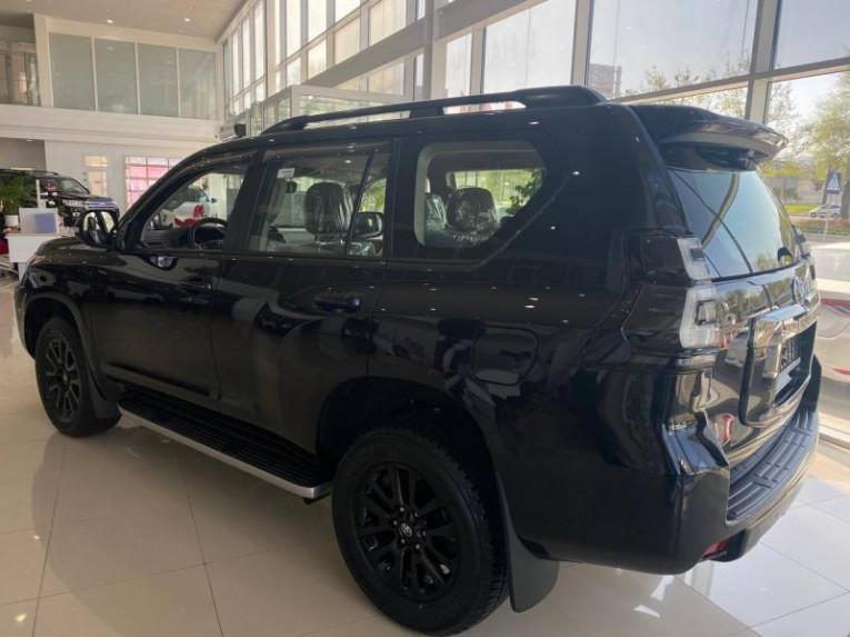 Toyota Land Cruiser Prado 4.0 AT (249л.с.) 4WD Престиж 8E Тойота Центр Бишкек Бишкек