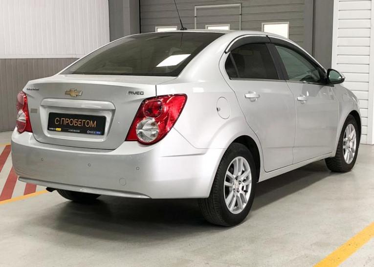 Chevrolet 1.6 AT (115 л. с.) ORBIS AUTO г. Алматы
